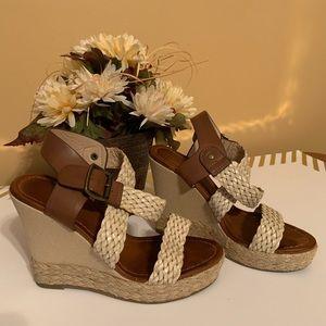 Aldo Shoes - Aldo wedge shoes